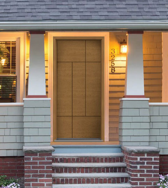 Classic Craft Entry Clovis CA Replacement Windows And Doors